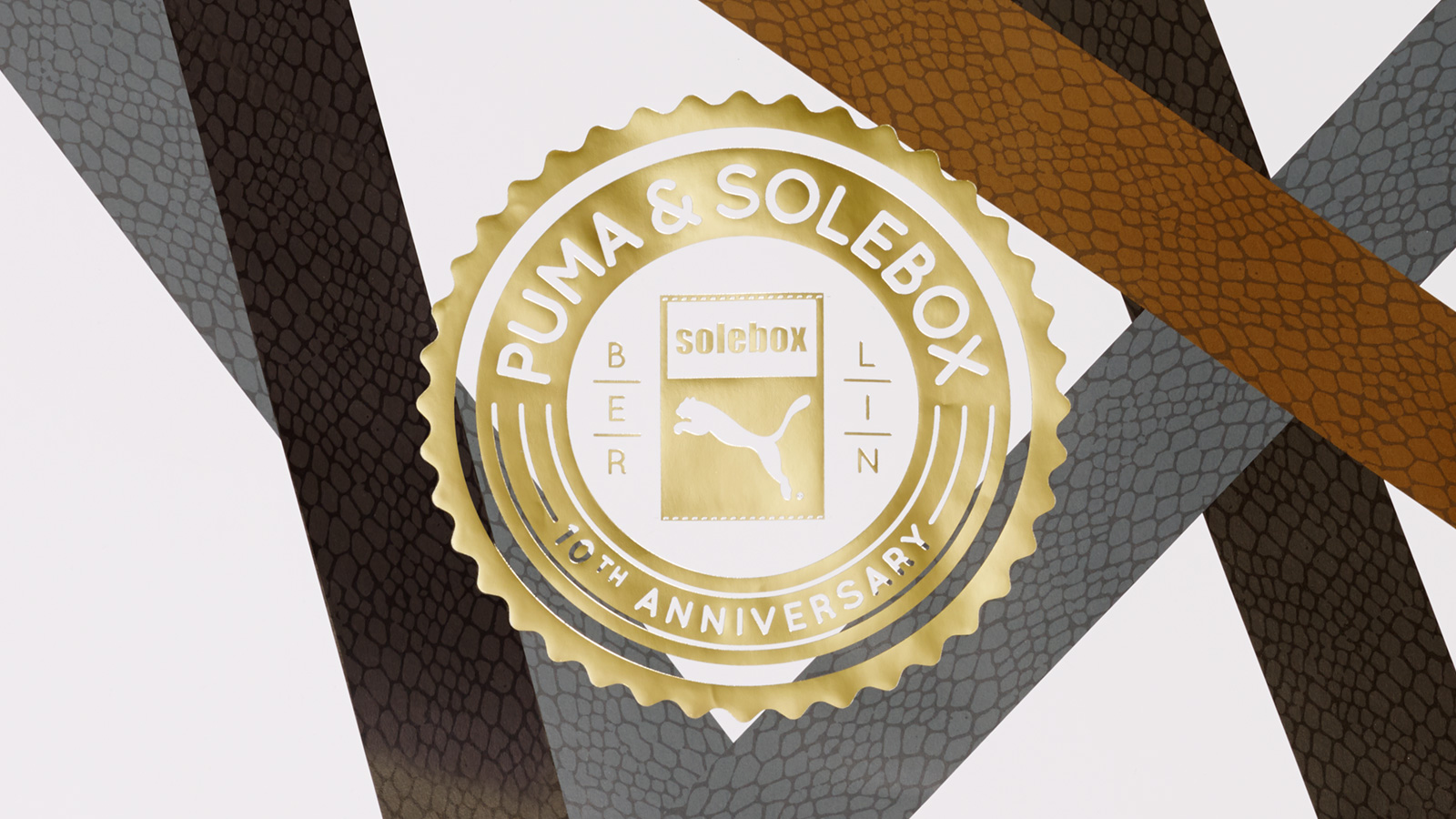 PUMA — Solebox 10th Anniversary