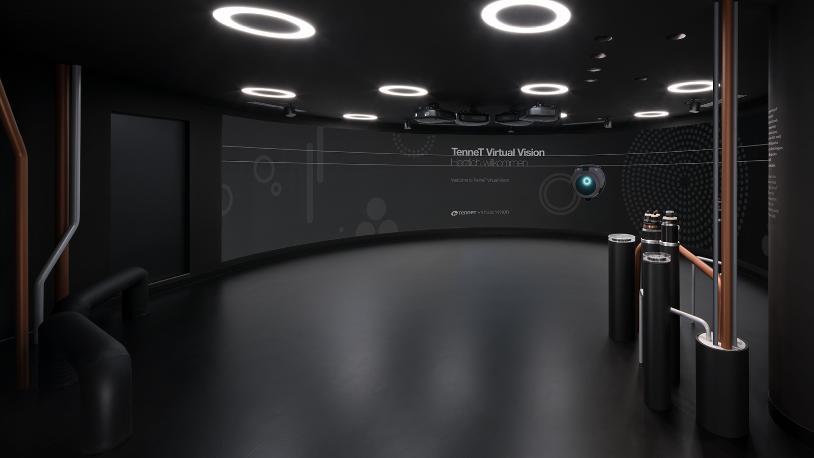 TenneT — Showroom — Virtual Vision