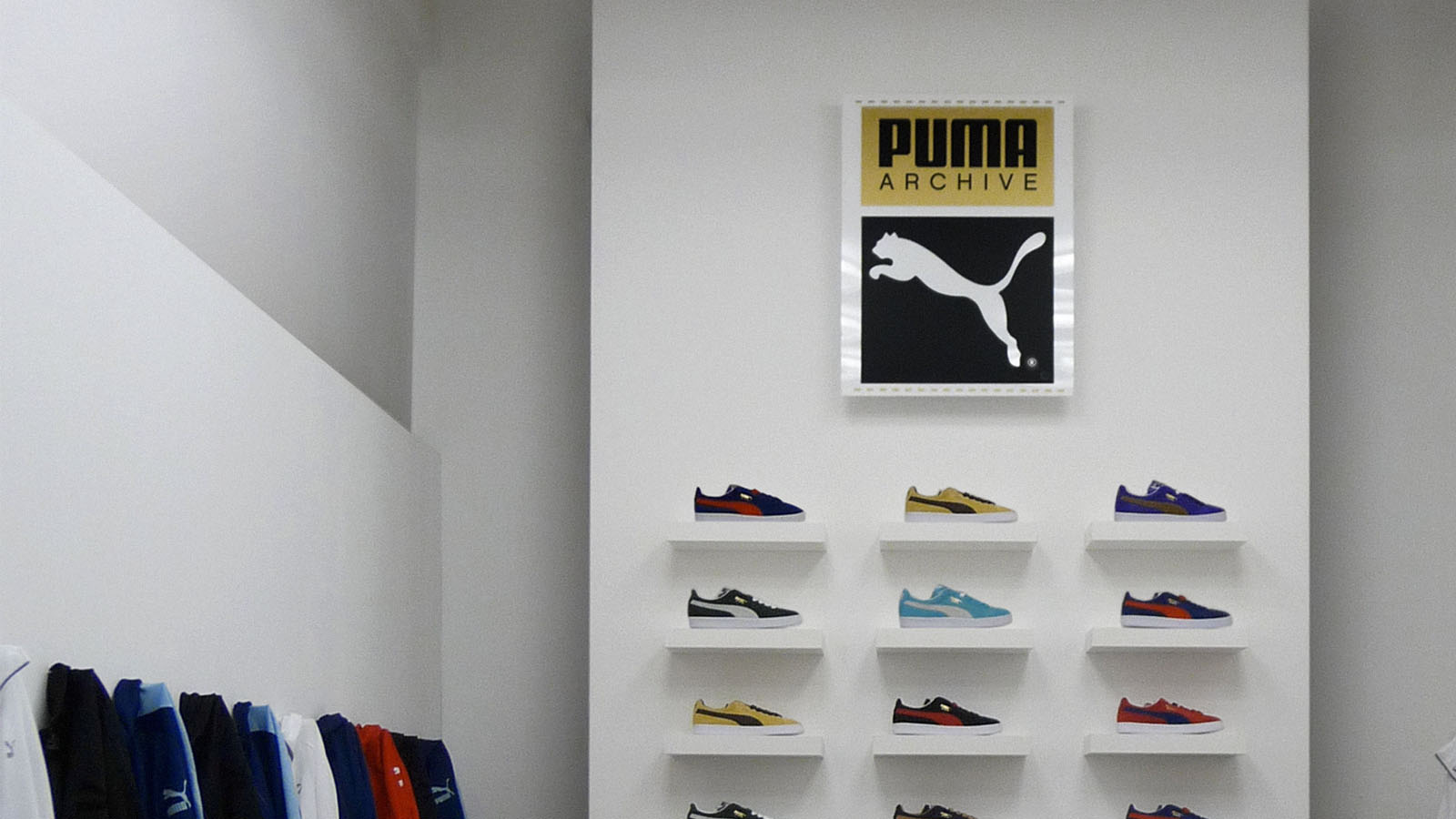 PUMA — Suede — Booth Design